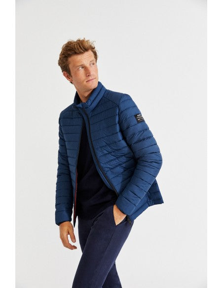 Ecoalf - BERET JACKET MAN NAVY
