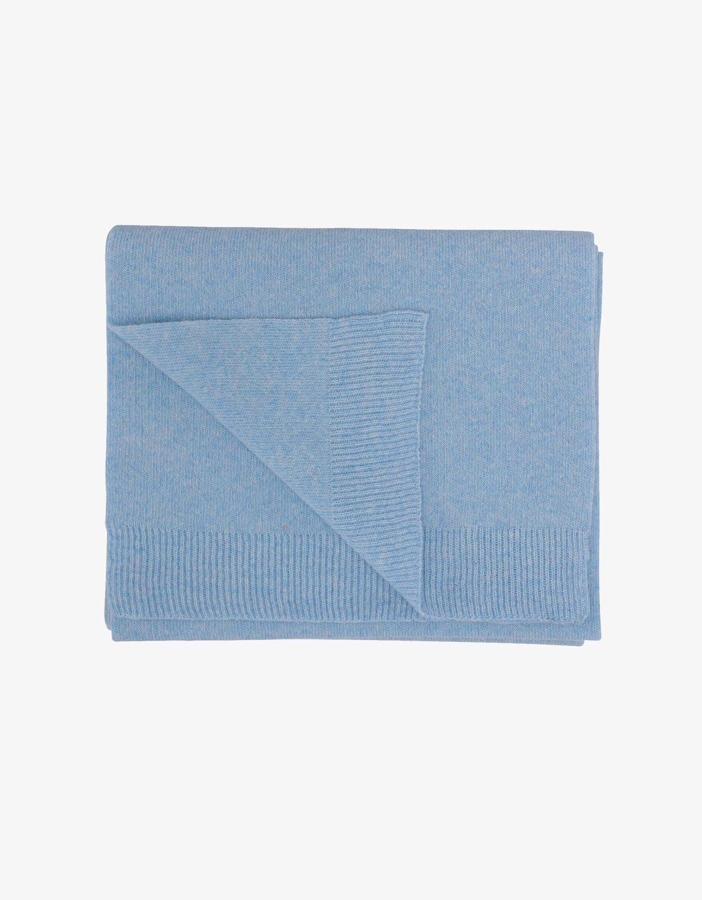 Colorful Standard -  Merino Wool Scarf Stone Blue