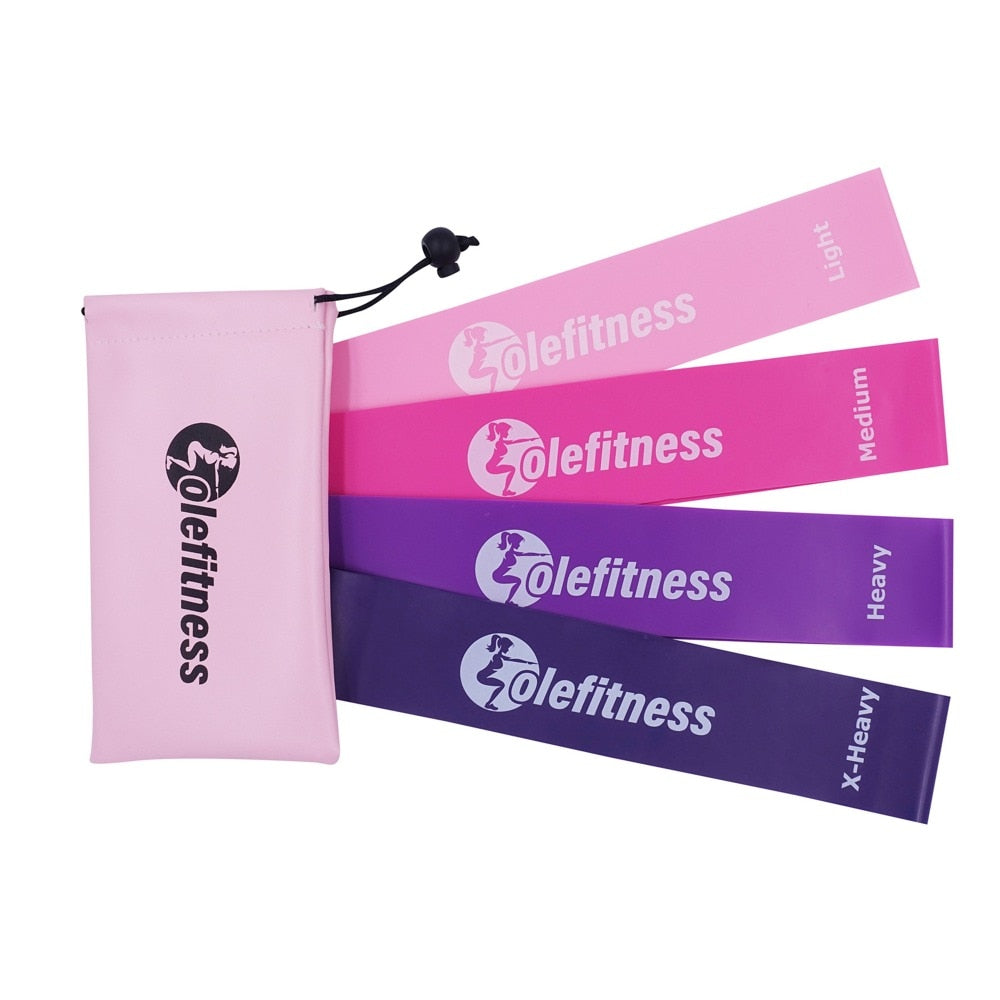 Olefitness Resistance Bands Set
