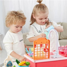 Load image into Gallery viewer, [50% OFF] BELLE™ MINI KITCHEN DISHWASHER EDUCATIONAL TOYS