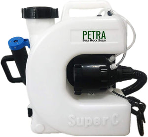 PetraTools Electric Disinfecting Fogger Machine Backpack Sprayer