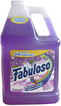 Load image into Gallery viewer, Fabuloso Professional All-Purpose Cleaner, 1 Gallon, Concentrated Deep Cleaning Professional Degreaser Bottle (Lavender, 1 gal)