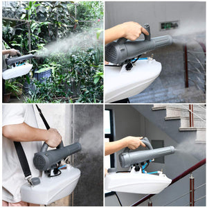 TecTake Electrostatic Sprayer Disinfectant Fogger