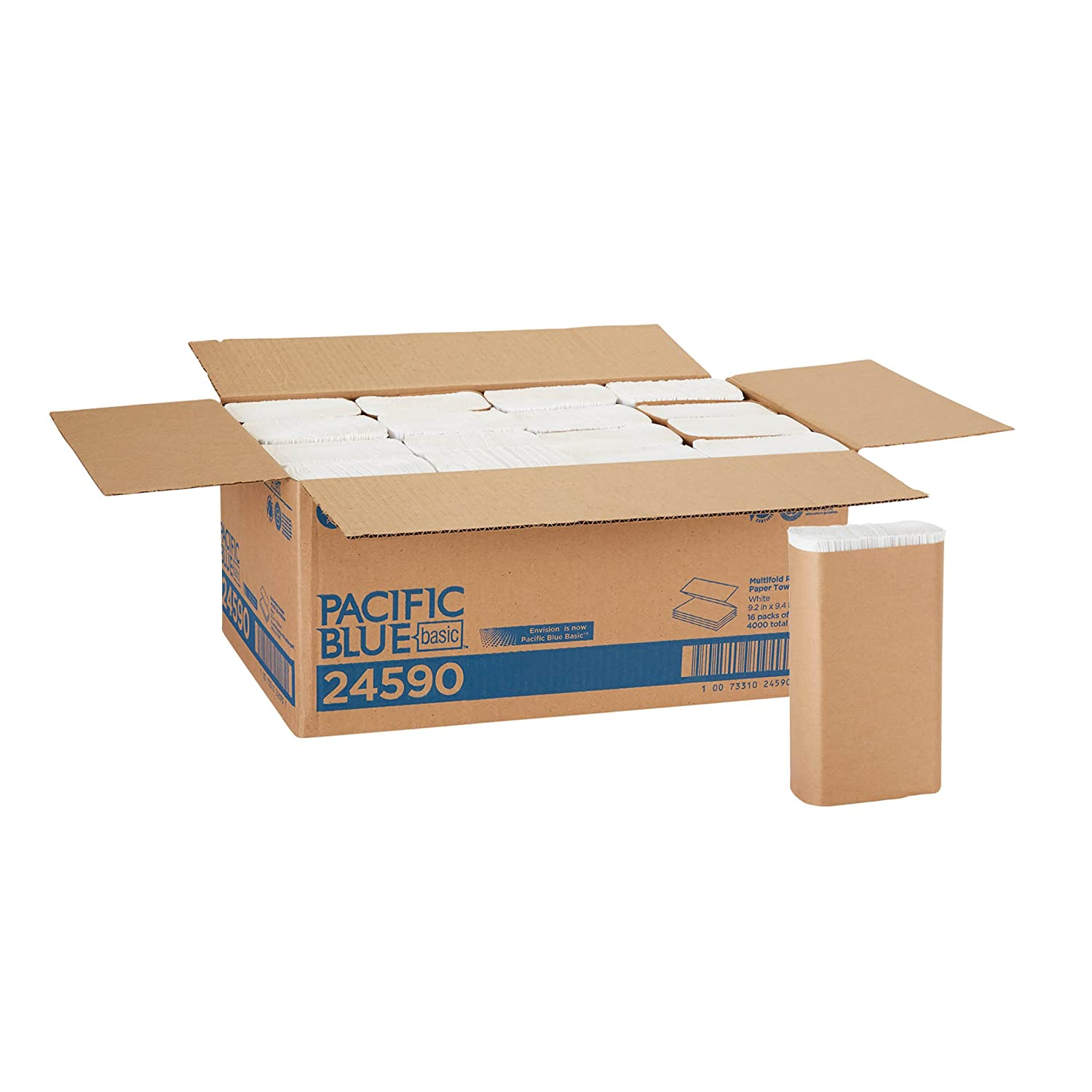 24590 - 16 Packs/Case White