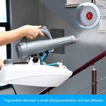 Load image into Gallery viewer, TecTake Electrostatic Sprayer Disinfectant Fogger