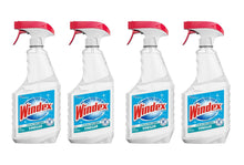 Load image into Gallery viewer, Windex Vinegar Glass Cleaner, 23 Fluid Ounces (4-Pack) 23 Fl Oz (Pack of 4)