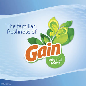 Febreze Air Freshener and Odor Eliminator Spray, Gain Original Scent, 8.8 Oz (Pack of 6)