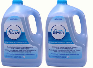 Febreze Extra Strength Original Scent Refill, 67.6 Ounce, (Pack of 2)
