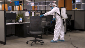 Disinfectant Spraying Service