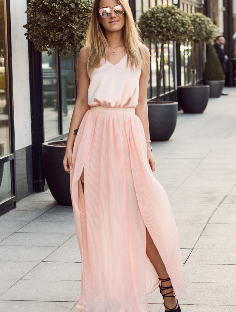 Kate maxidress - two piece