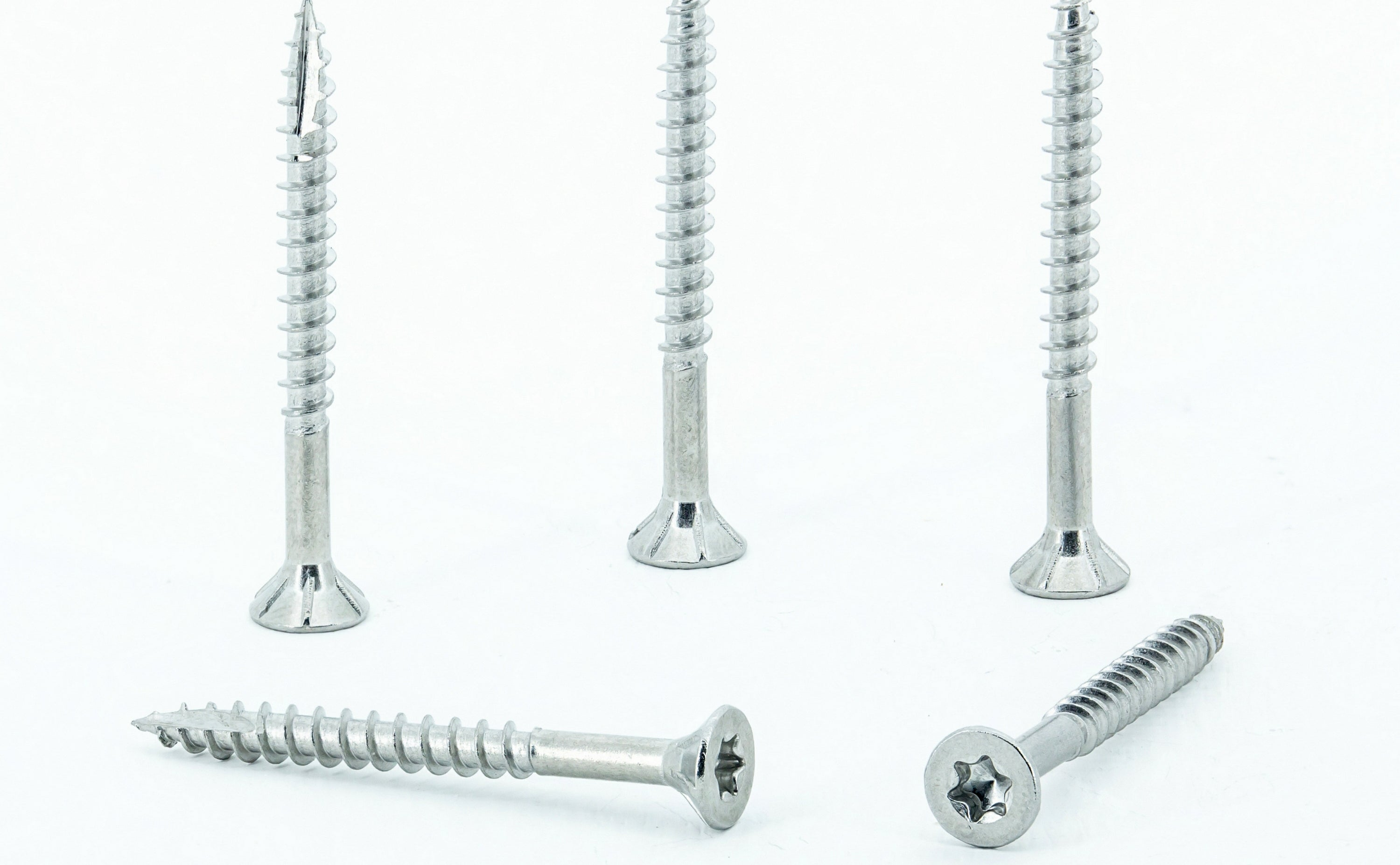 Stainless Steel Screws - Made in Taiwan