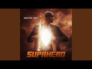 Karlton Jones - Supahero autographed CD