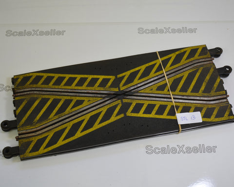 Scalextric Classic Track Crossover PT82 x 2 STL13
