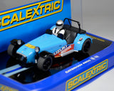 Scalextric Caterham Blue R500 C3133