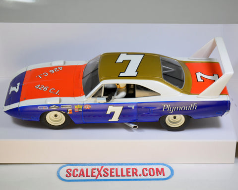 Carrera Plymouth Superbird Nascar 25719