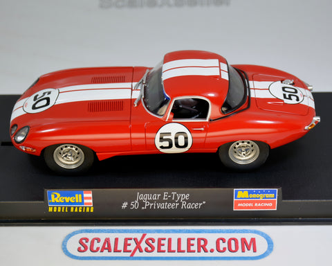 Monogram Revell Jaguar E-Type #50 08298