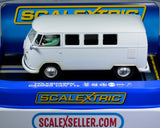 Scalextric Camper Van Plain White C3581TF