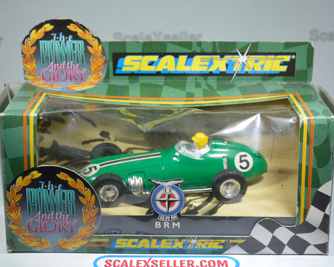 Scalextric BRM Power & The Glory C098