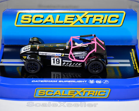 Scalextric Caterham Superlight C3647