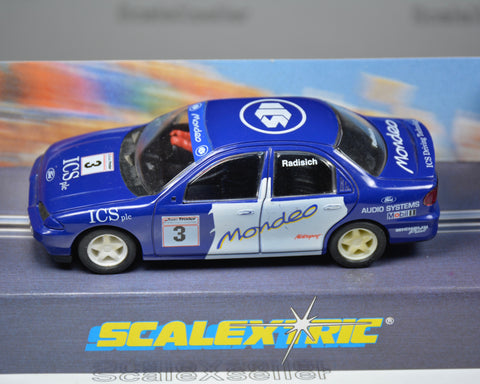 Scalextric Ford Mondeo Beatties of London Special Edition C213