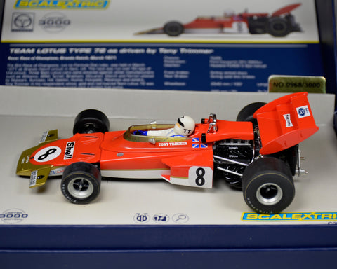 Scalextric Lotus 72 Trimmer C3657A