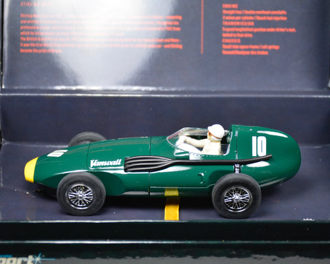 Scalextric Vanwall F1 1957 Moss C2552A