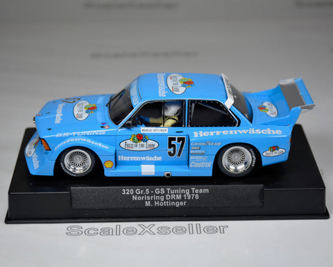 Sideways BMW 320 Gr 5 1978 SW42
