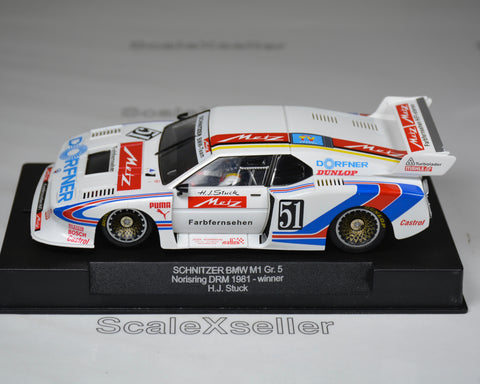 Sideways BMW M1 Gr 5 1981 SW25