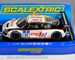 Scalextric Audi R8 Scalextric Club 2011 C3232 - ScaleXseller Slot Cars & Track