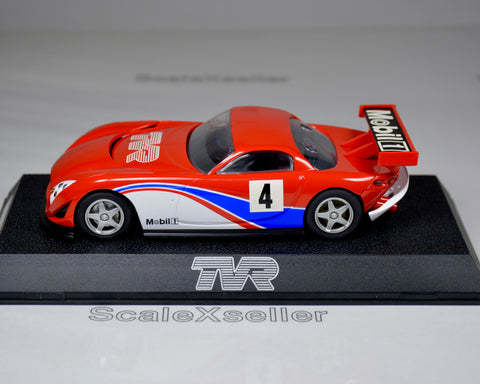 Scalextric TVR Speed 12 no4 C2395