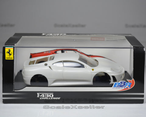 BBR Slot car assembly kit Ferrari F430 SL000