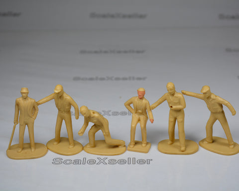 Scalextric Figures x 6 SF5