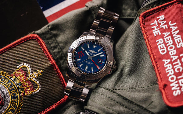 royal air force breitling