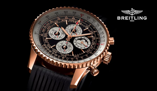 BREITLING – SINCE 1884