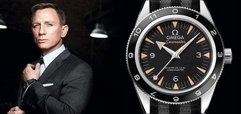 James Bond Montre Omega