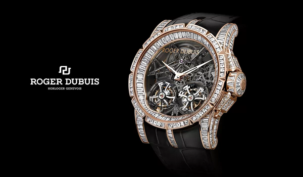 14. ROGER DUBUIS – SINCE 1995