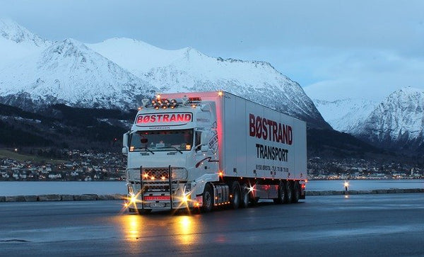 tips for truck drivers to stay warm
