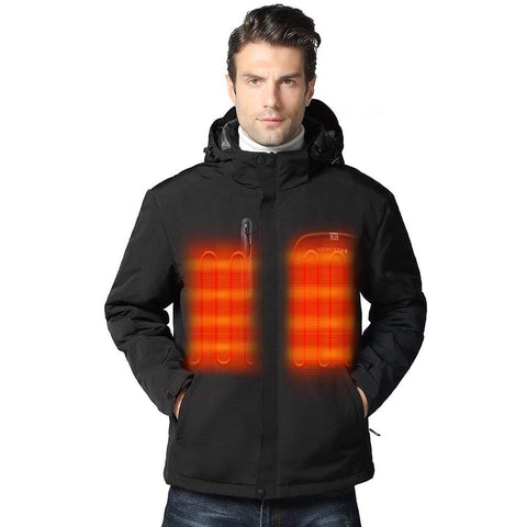 why you need heated clothing