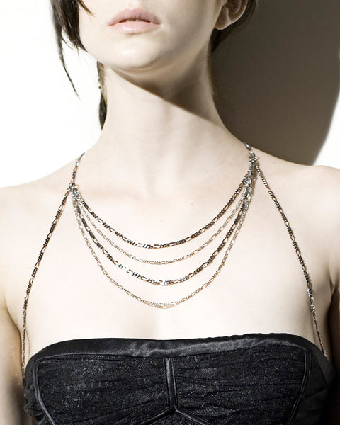 Capelet II Body Chain