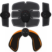 Hip Trainer Fitness Body Slimming Massager