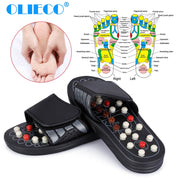 Feet Massage Slippers Foot Reflexology Acupuncture