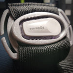 "Dexcom G6 Starter Kit : Open Series Case & Two 2"" Wide Velcro® All-In-One Bands"