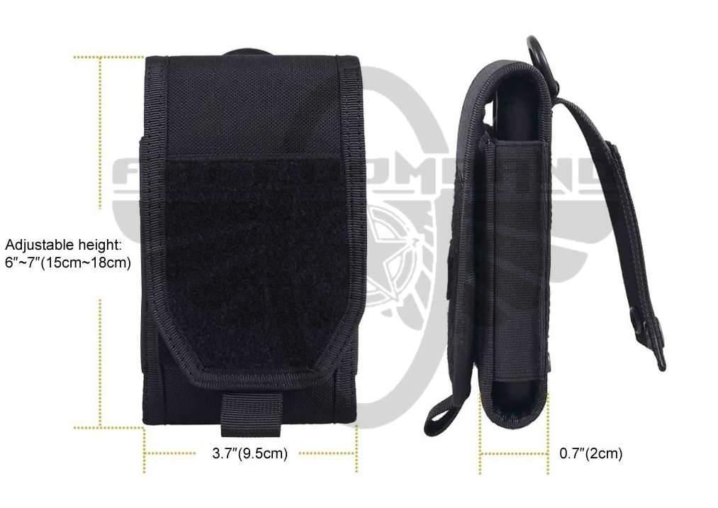 Medtronic Pump & Clip Pouch : 630G 670G 770G Guardian 3 & CGM Receivers - Freedom Bands For Diabetics