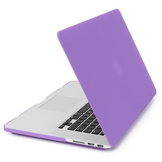 "Funda protectora para MacBook Pro 13"" con Retina display - Morada"
