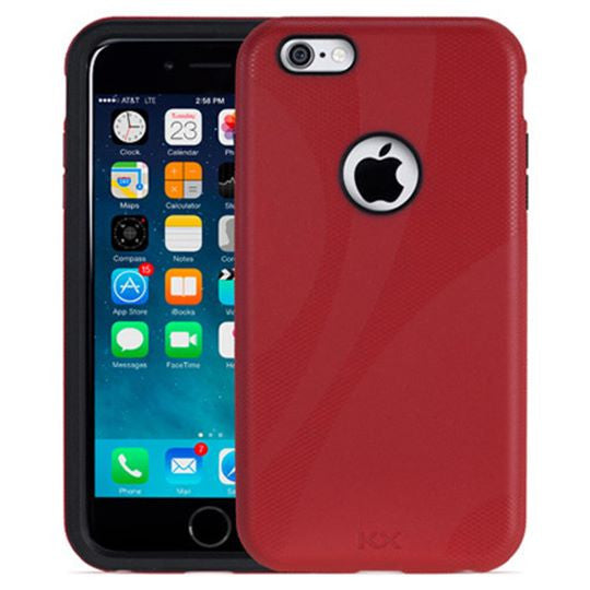 Funda iPhone 6/6s Roja - Axioma México