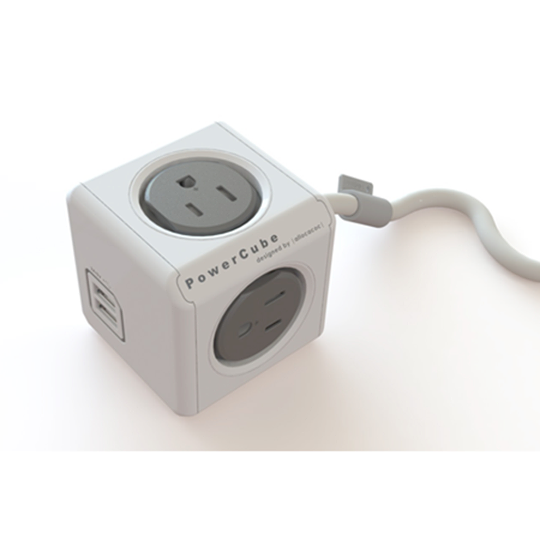 PowerCube Extended USB 1.5 mts