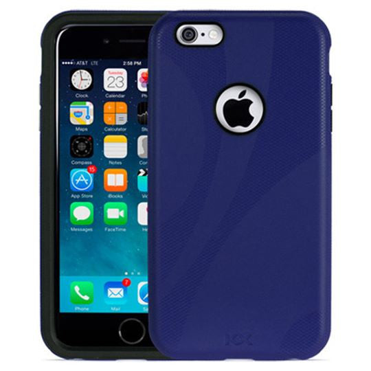 Funda iPhone Plus 6/6s Azul (Midnight) - Axioma México
