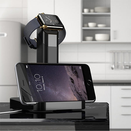 Estación de carga Dock WatchStand para Apple Watch - Axioma México - 4