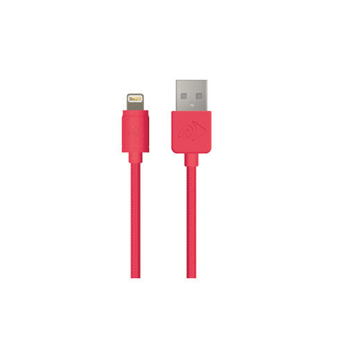 Cable Lightning para iPod, iPhone, iPad (Rosa) - Axioma México - 1
