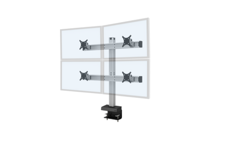 Image of Innovative Bild® 2 Over 2 Monitor Mount